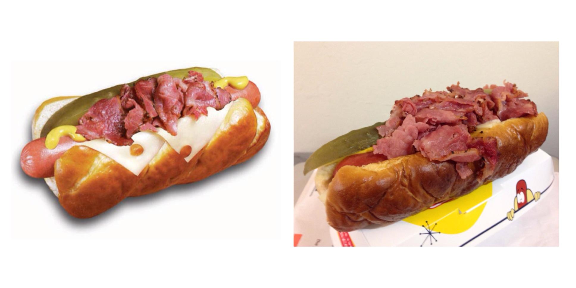 Wiener Schnitzel Dog