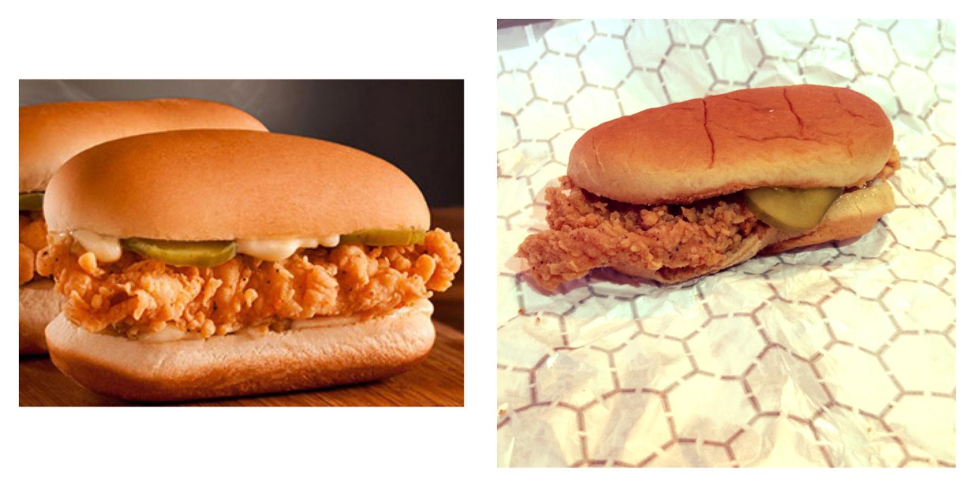 Chicken Littles from KFC - photo#15